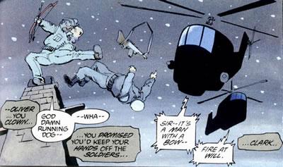 Dark Knight Oliver