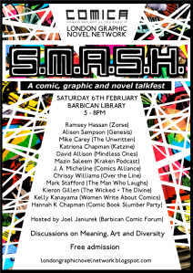 S.M.A.S.H. 2016 Feb