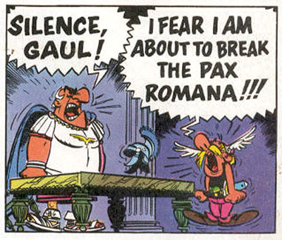 Silence Gaul