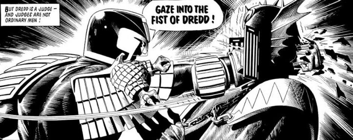 Fist of Dredd