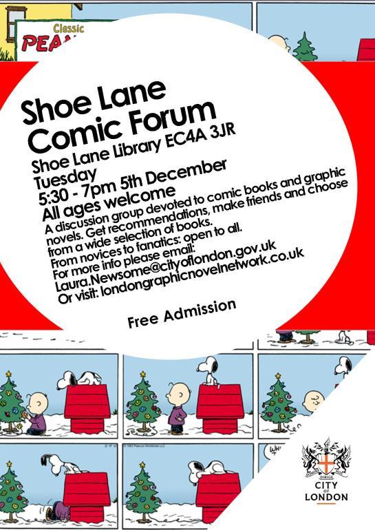 SLCF poster - December 2