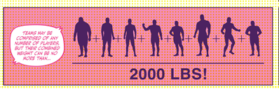 2000 LBS