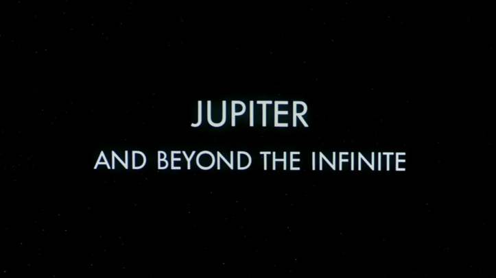 Jupiter and Beyond the Infinite