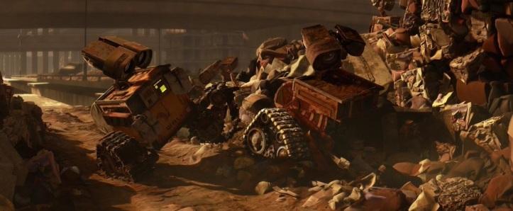 dead robots