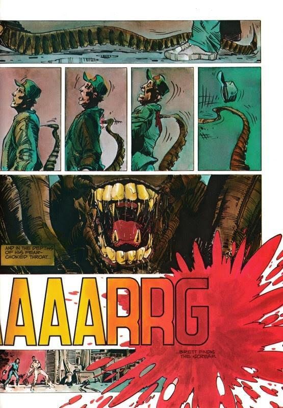 alien comic 1