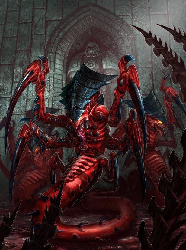 red aliens