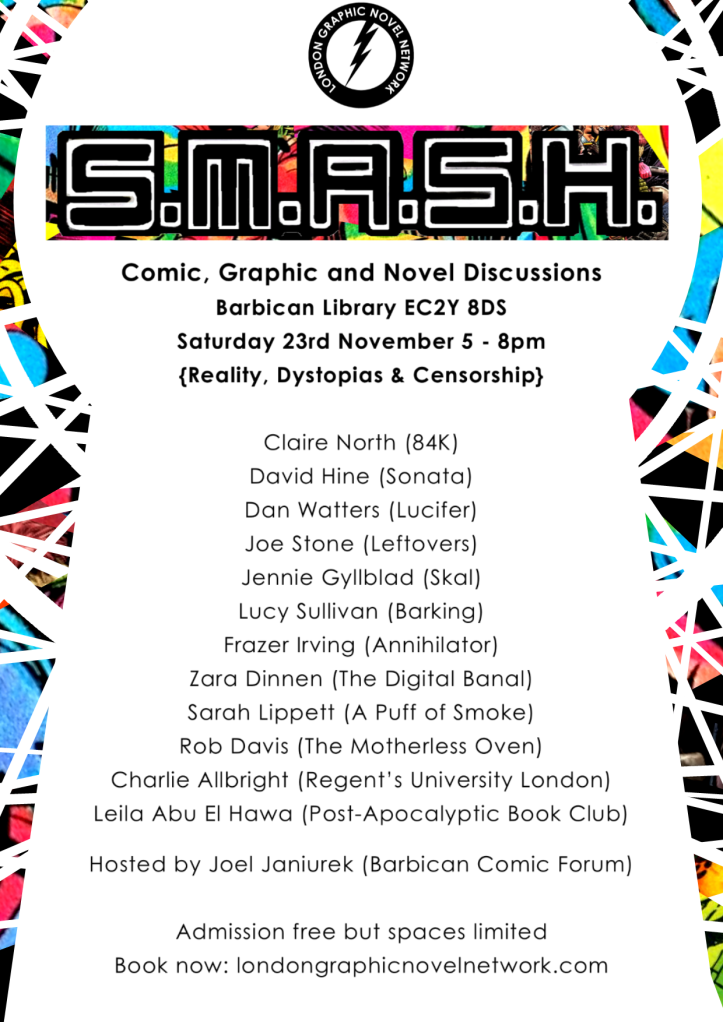 S.M.A.S.H. Poster 4