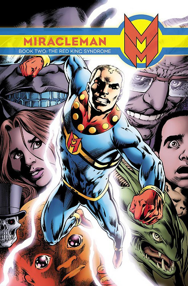 Miracleman Book Two